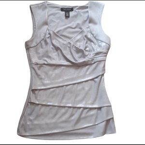 WHBM Silver Top, Small